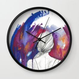 Anyway it doesn't matter anymore iii (i) Wall Clock