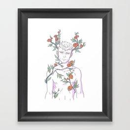Pretty Boy 5 Framed Art Print