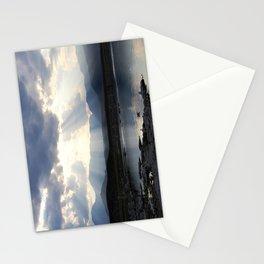 Divine Light - Mono Lake, CA Stationery Cards