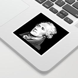 Alexander Hamilton - Founding Father Graphic Sticker