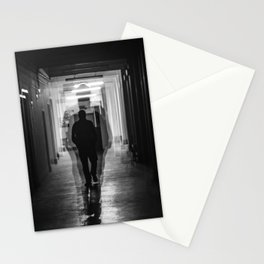 The Schizoid Man Stationery Cards
