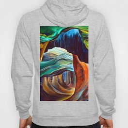 Emily Carr Forest in British Columbia Hoody