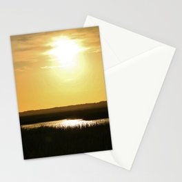 Rays Of Sun Stationery Cards