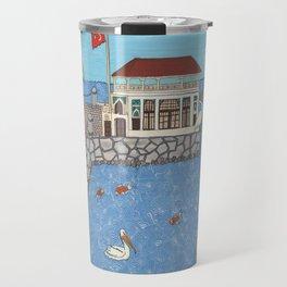 Istanbul, Moda Travel Mug