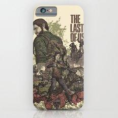 The Last of Us Artwork iPhone 6s Slim Case