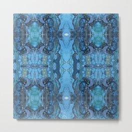 Underwater Gates Metal Print