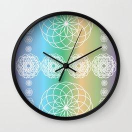Native Mind Wall Clock