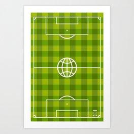 Universal Platform Art Print