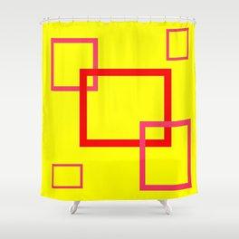 easy edge  (A7 B0118) Shower Curtain