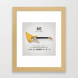PRINT Nº029 Framed Art Print