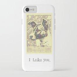 I Laika You iPhone Case