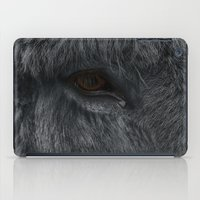 donkey iPad Cases featuring Donkey Teardrop by Paul & Fe Photography
