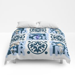 Season Fashionista - Mercury Comforters