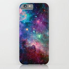 Galaxy Nebula iPhone Case