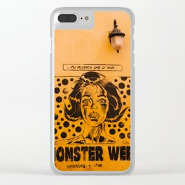 Italian Street Art IV Clear iPhone Case