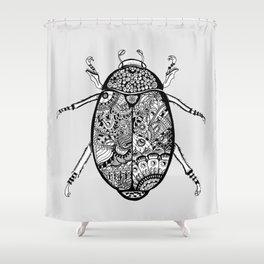 Stiffness Shower Curtain