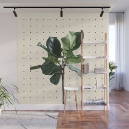 Home Ficus Wall Mural