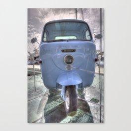 Lambretta Arcelik Lambro 200 Canvas Print