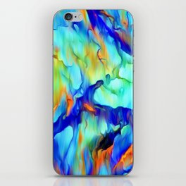 Cascading Waterfall iPhone Skin