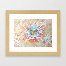 The Astronaute Framed Art Print