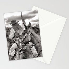 Outlaws Ride Again Stationery Cards