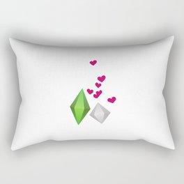TheSIMS4 # FikiFiki # Rectangular Pillow