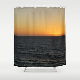 Light Vanishes Shower Curtain