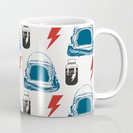 Bowie MajorTom stuff seamless pattern  Coffee Mug