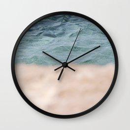 IBIZA WATERS Wall Clock