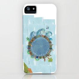 Adamastor iPhone Case