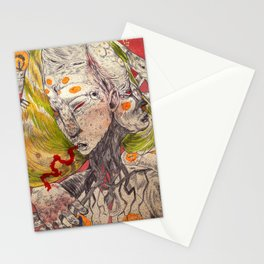 father fucker 2011 Stationery Cards