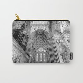 York Minster Art Sketch Carry-All Pouch