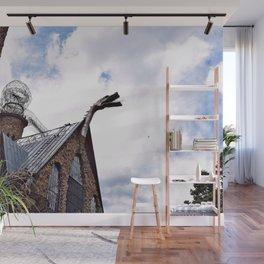 Dragon at the Gate Wall Mural