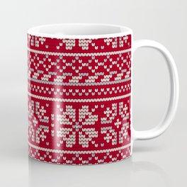Pattern in Grandma Style #19 Coffee Mug