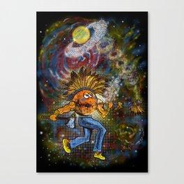 redskin planet Canvas Print