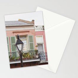 New Orleans Golden Hour in the Quarter Stationery Cards