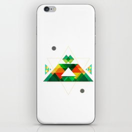Pyramids iPhone Skin