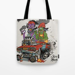 Cheech & Chong Love Machine Tote Bag