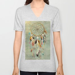 Dreamcatcher Unisex V-Neck