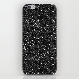 Black Diamond 01 iPhone Skin