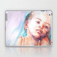 In Silence Laptop & iPad Skin