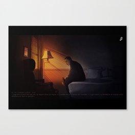 Parasomnia 03 Canvas Print