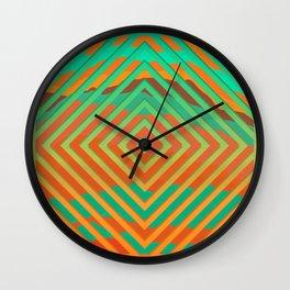TOPOGRAPHY 2017-021 Wall Clock