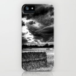 Moments from the storm iPhone Case