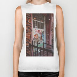 Brooklyn Door II Biker Tank