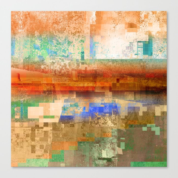 utah 2 Canvas Print