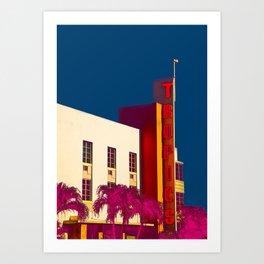 Neon Soul - 15 Art Print