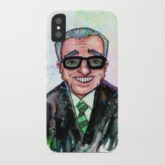 Martin Scorsese iPhone X Slim Case
