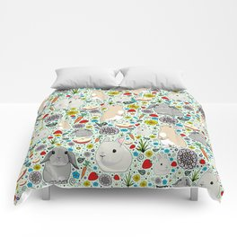Bunny Rabbits Comforters