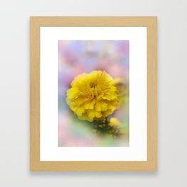the beauty of a summerday -143- Framed Art Print
